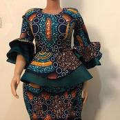 Latest Attires: 15 Amazing Ankara Asoebi Styles for Ankara Lovers