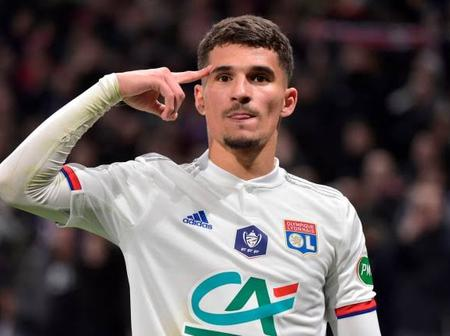 Houssem Aouar Confirms Final Decision On Leaving Olympique Lyonnais For Arsenal