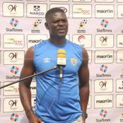 We Have Put AshantiGold Defeat Behind Us- Hearts Of Oak Coach