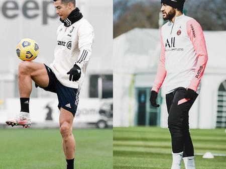 Who is More Stylish Between Ronaldo and Neymar?