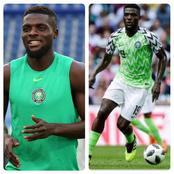 'Your Mates are Playing for Barca, Real Madrid and You're Here Making Noise'- Fans Drag John Ogu