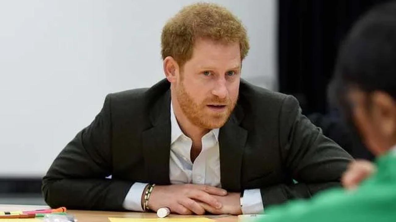 """Prince Harry Says Moved To US To """"Break Cycle"""" Of Family """"Pain And Suffering"""""""