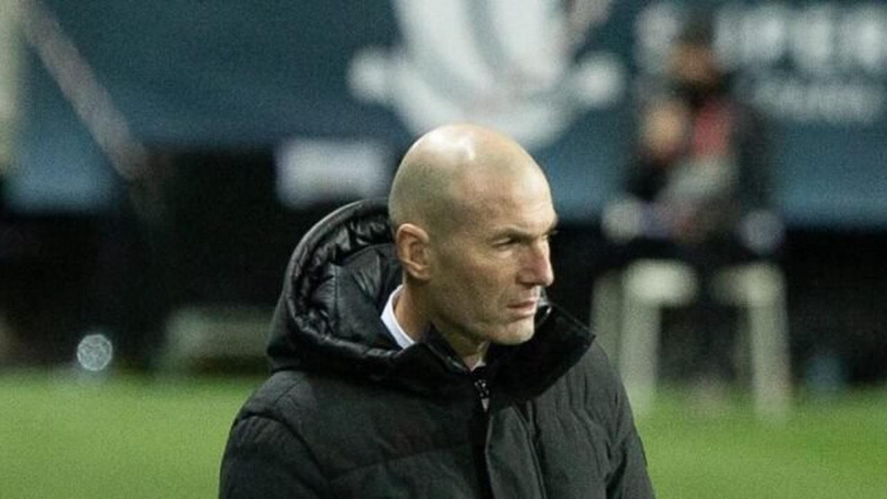 Real Madrid : Zidane testé positif à la Covid-19