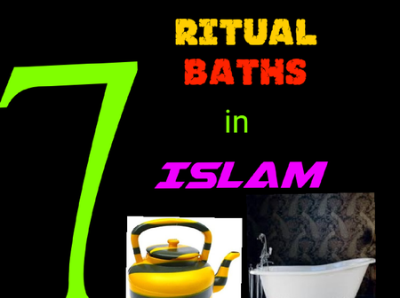 Check out seven ritual baths in Islam
