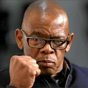 Ace Magashule tells the truth and people are angry