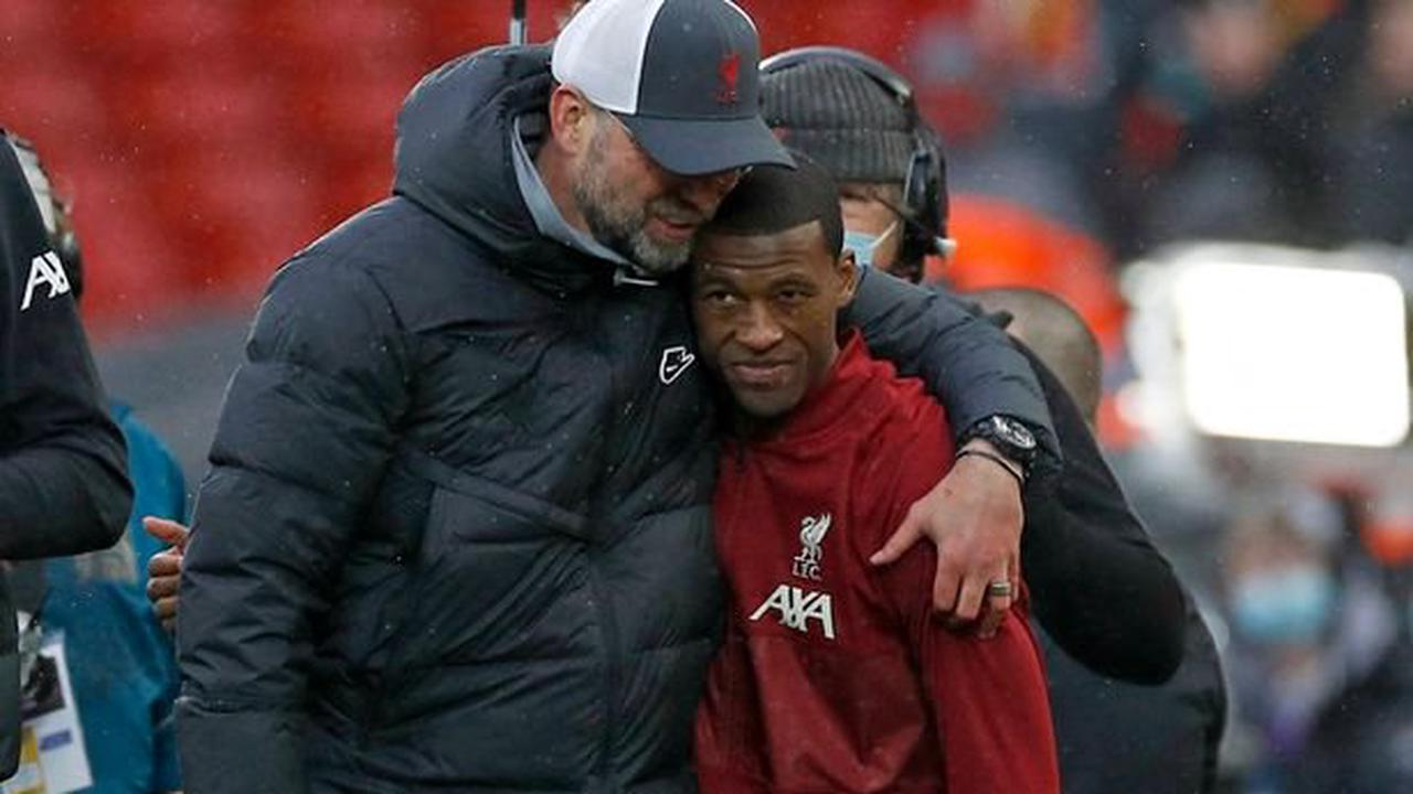 Jürgen Klopp must hope Liverpool gamble pays off as inevitable Gini Wijnaldum question returns