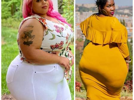 Beautiful Pictures Of Some Plus Size Ladies With Nice Body Curves