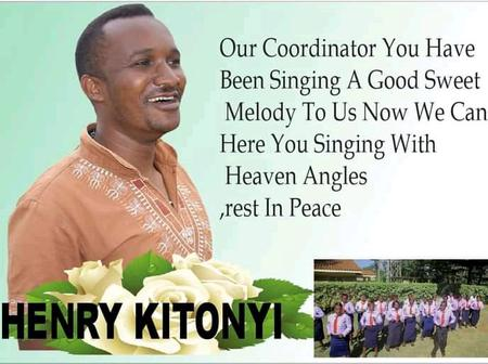Young Man Who Died From a Grisly Accident At Ithanga Murang'a to be laid to Rest Today at Ngatho