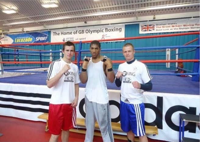 Anthony Joshua Professional Boxing Career