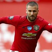 Man United Fans React As Luke Shaw Reveals The Fastest Player In their Squad