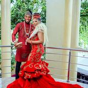 Here are the Latest Igbo Traditional Wedding attires for couples