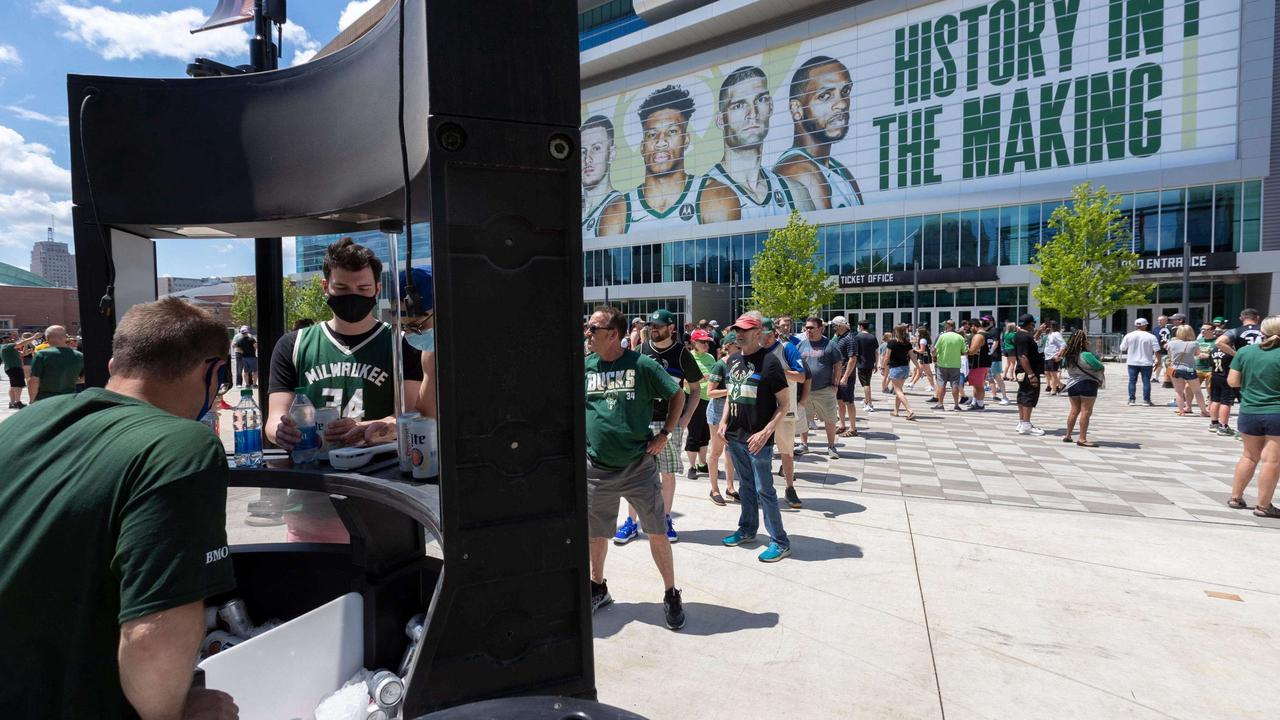 Fiserv Forum looking for nonprofits to work concessions for Eastern Conference Finals