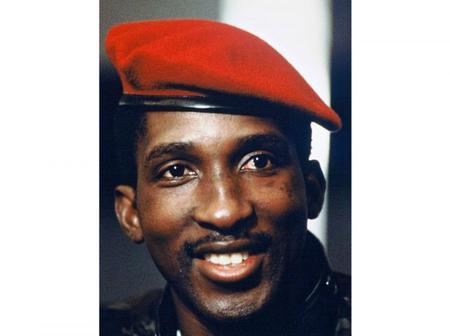 Thomas Sankara: The Heroic Leader of Burkina Faso murdered by his best friend
