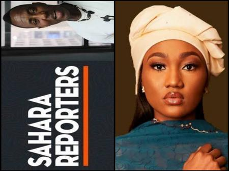 Buhari's Daughter Blows Hot, Read What She Intends To Do To Sowore's Sahara Reporters (Detail)