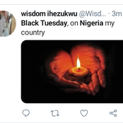 Black Tuesday; Nigerians and International Bodies Reacts to Tuesday Massacre of EndSARS Protesters.