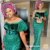 March Is Almost Here, See 50 Impressive Native Wears Every Married Woman Should Have In Her Wardrobe