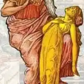 Read About The Greek Legend, King Midas, Who For Desires of Gold, Turned Daughter Into a Golden statue