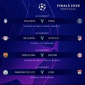 UEFA Champions League Quarter-finals Preview: Fixtures for all the four Matches