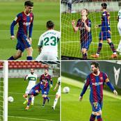 FC Barcelona 3-0 Elche:A decent first half followed by a well played second half.