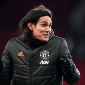 Edinson Cavani Set To Join Boca Juniors After Just One Year At Manchester United - Report