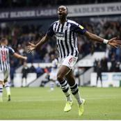 Super Eagles star guides West Brom to the first victory of the season in the English Premier League