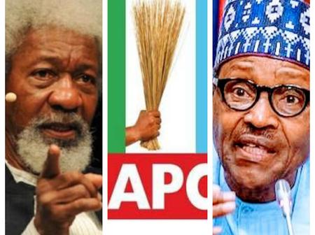 Today's Headlines: Soyinka says farmers-herders clashes could lead to war, APC Will Remain In Power For The Next 100 Years - Gagdi