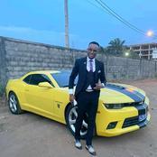 Après la limousine de Daddy Schekina, le Révérend Wifried Zahui s'affiche avec sa Chevrolet jaune!