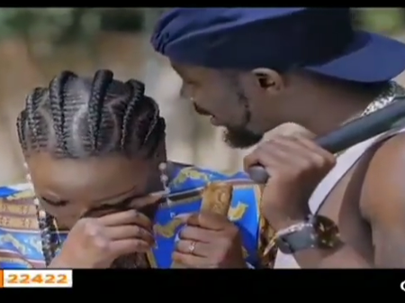 Maria Series: Delilah Is Caught On The Phone By The Don (Victor) Asking Help From Brenda
