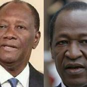 Burkina - CI: Ouattara va-t-il livrer Blaise à la justice burkinabé après cette nouvelle accusation ?