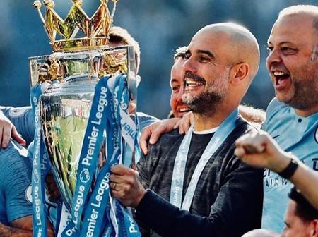 Pep Guadiola Is Setting His Eyes On Four Major Honors To Break History Of The Premier League.
