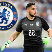 Chelsea Keeping Tabs on AC Milan Star Gianluigi Donnarumma