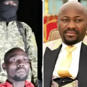 Twitter users slams Apostle Suleiman for pleading with Boko Haram not to kill Pastor Yikura