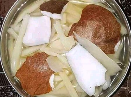 Some Foods That Signify That You Are In An Igbo Land