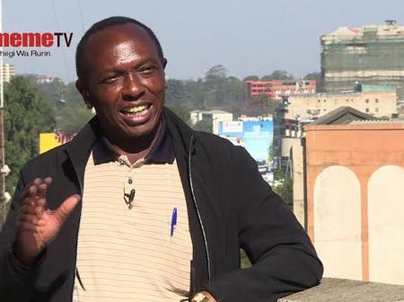 Breaking News: Renown Kikuyu Musician is Dead