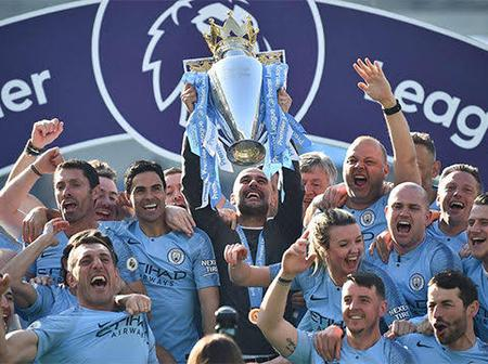Pep Guardiola Renews Contract At Manchester City Till 2022, See All Trophies He's Won In His Career