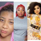 After Bobrisky And Nkechi Blessing Engaged In Social Media Feud, See What Anita Joseph Posted