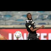 Deon Hotto Is The Best Player In Orlando Pirates.