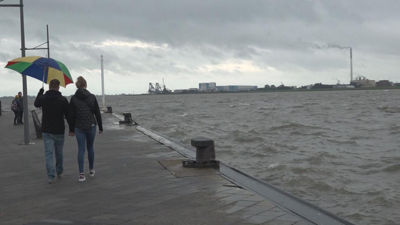 Keine Sturmschäden an der Nordseeküste