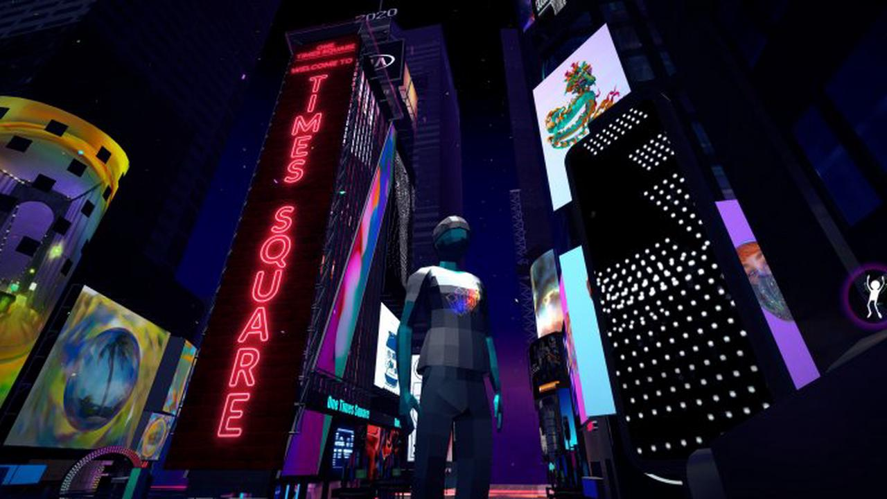 Celebrate NYE in Times Square with this new game-like experience — from home