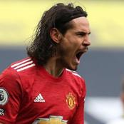 Check How Edinson Cavani Made Man United Victory Came Through Over Tottenham