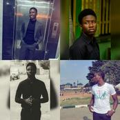 See The Pictures Of David, A Promising Tech Guy That Was Shot Dead By Armed Robbers