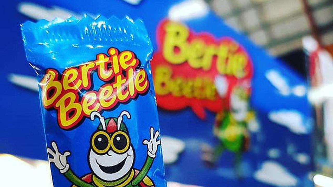 Nestle have revealed the hidden secrets behind iconic Bertie Beetle chocolates