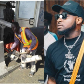 Lagos Curfew :They Are Removing The Cameras From The Toll Gate, Davido Alerts The Public