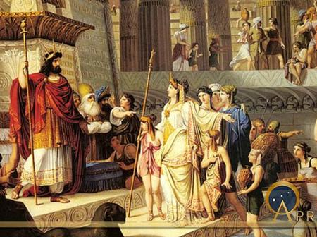 The Relationship Between Enoch, Solomon, Queen Sheba and Africa