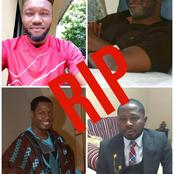 SAD: These 4 Nigerian Men Were Killed By Their Wives For Cheating On Them (Photos)
