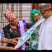 Woman May Be The Next President Of Nigeria After Buhari- Zainab Marwa
