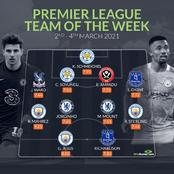 Premier League And Serie-A Team Of The Week