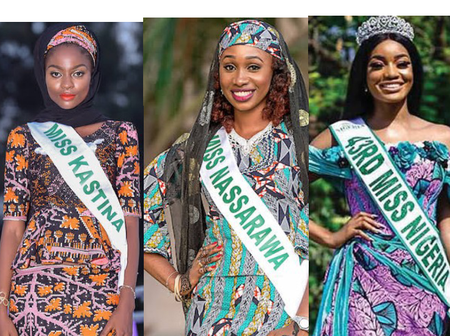 Checkout Lovely Photos of 5 Northern Nigerian Women That Have Won Miss Nigeria