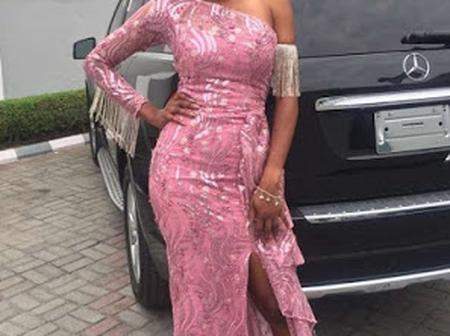 15+ Classy Aso Ebi Lace Styles For Beautiful Ladies