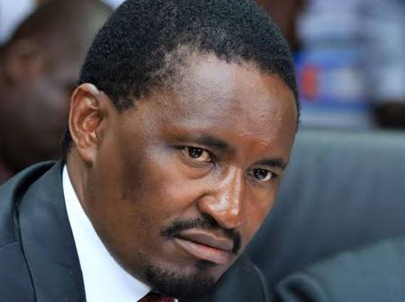 Confirmed: Mwangi Kiunjuri Warming Up For a Top Seat to Speak for Mt Kenya